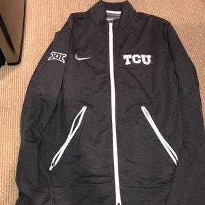 Nike TCU zip-up